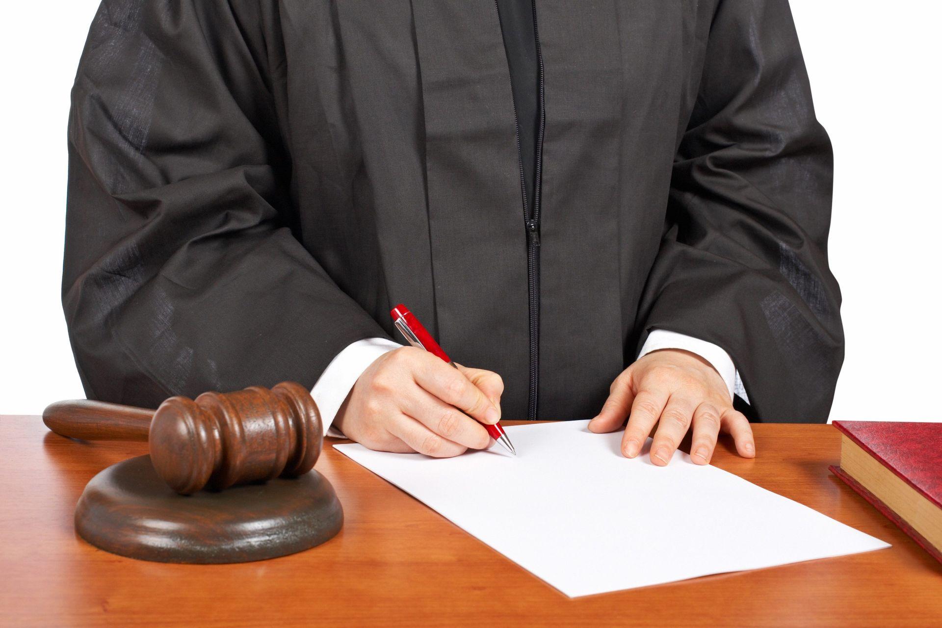 замена судьи в гражданском процессе