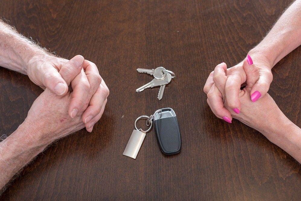 имущественные споры при расторжении брака